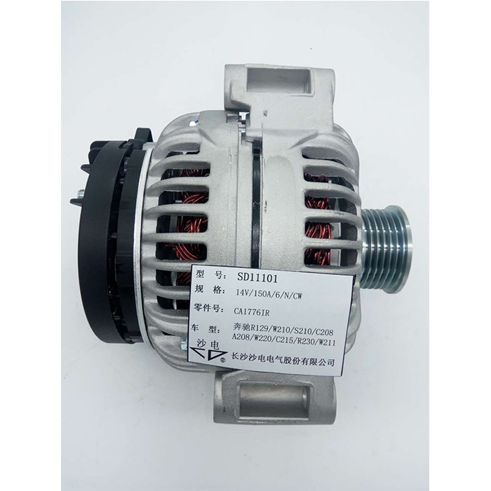 Benz alternator CA1776IR 0124615044 A0121541302