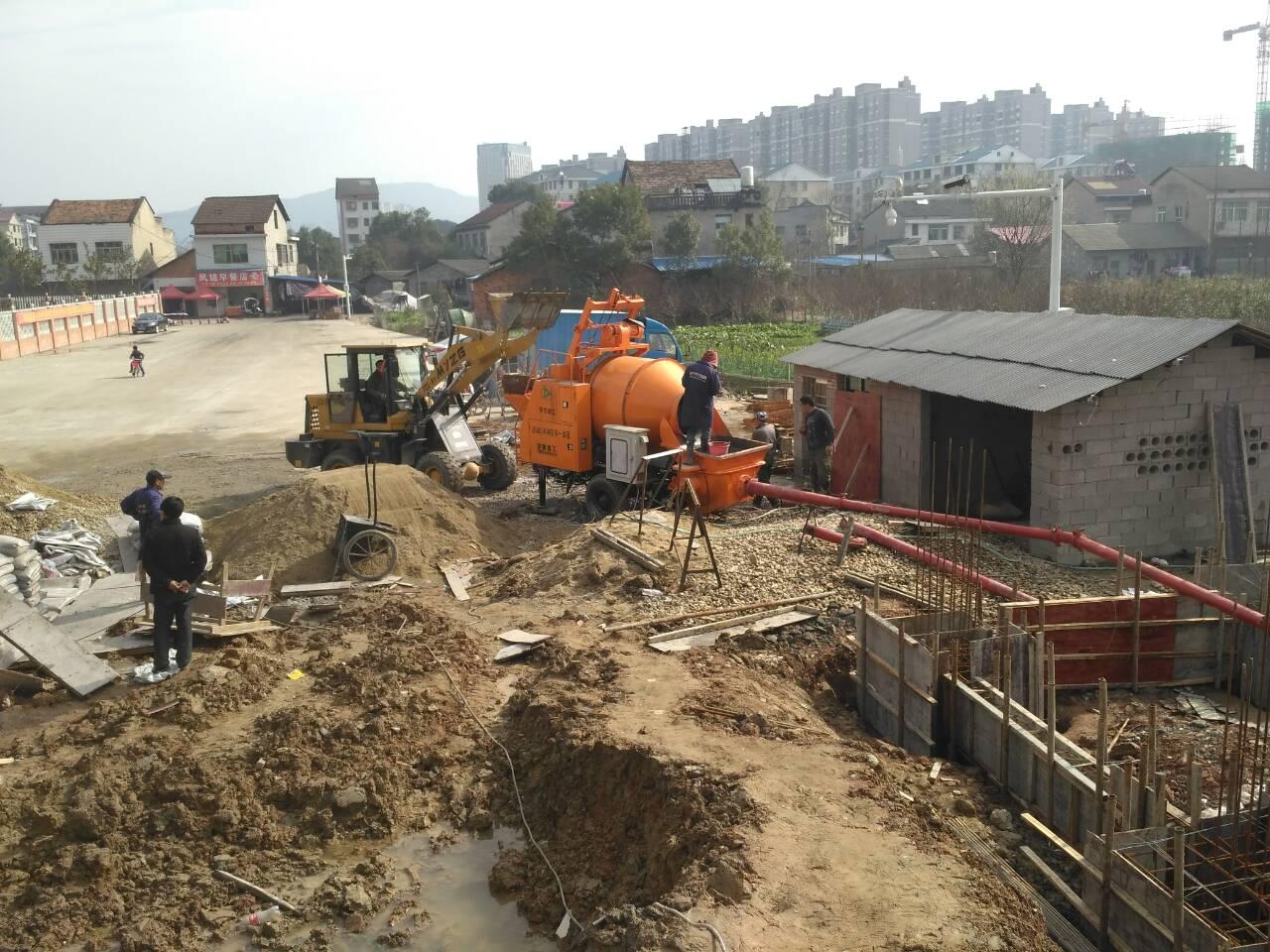 如何找到合适的混凝土搅拌拖泵厂家?秘诀在这里!