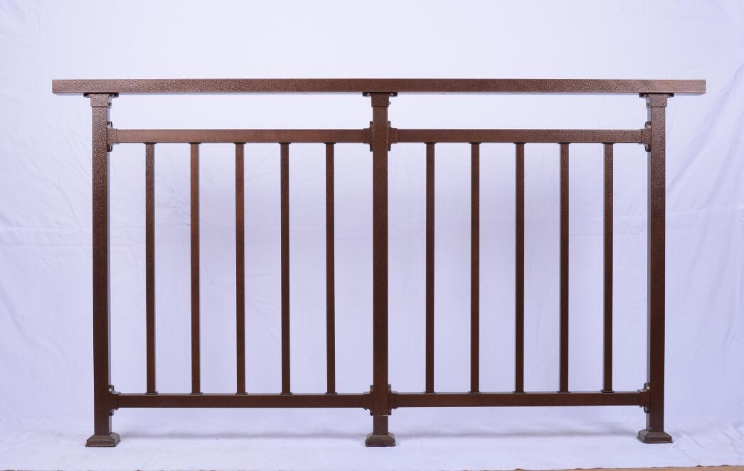 锌钢阳台栏杆yt11