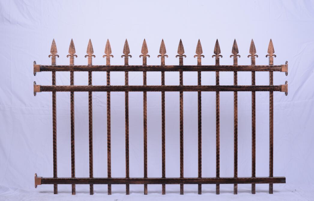 锌钢护栏hl02