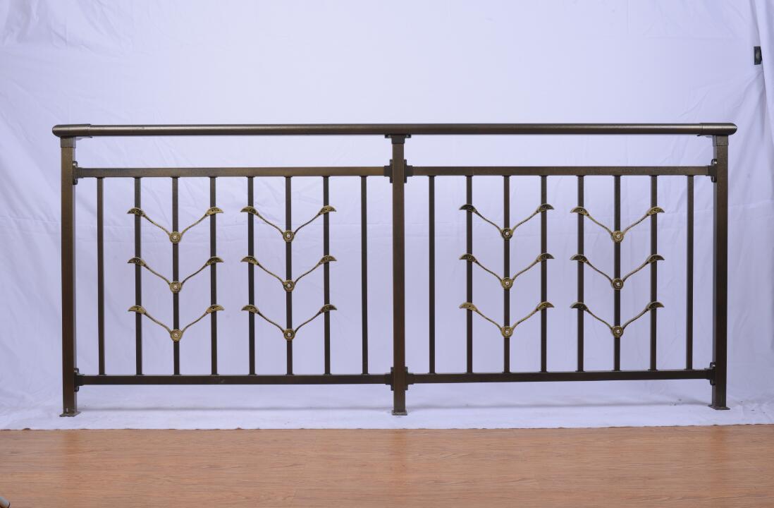 锌钢阳台护栏yt01