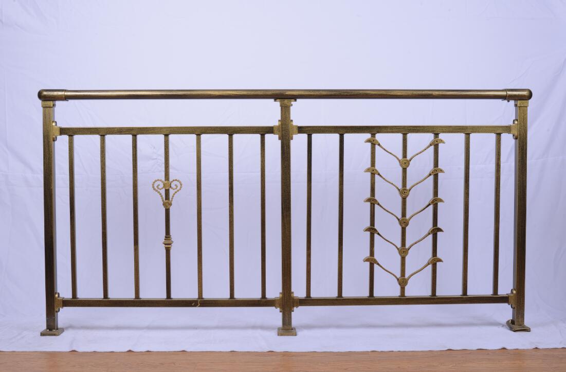 锌钢阳台护栏yt04