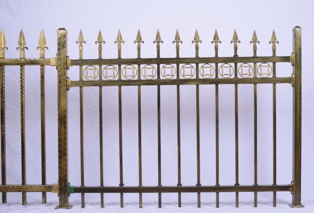 锌钢护栏hl01