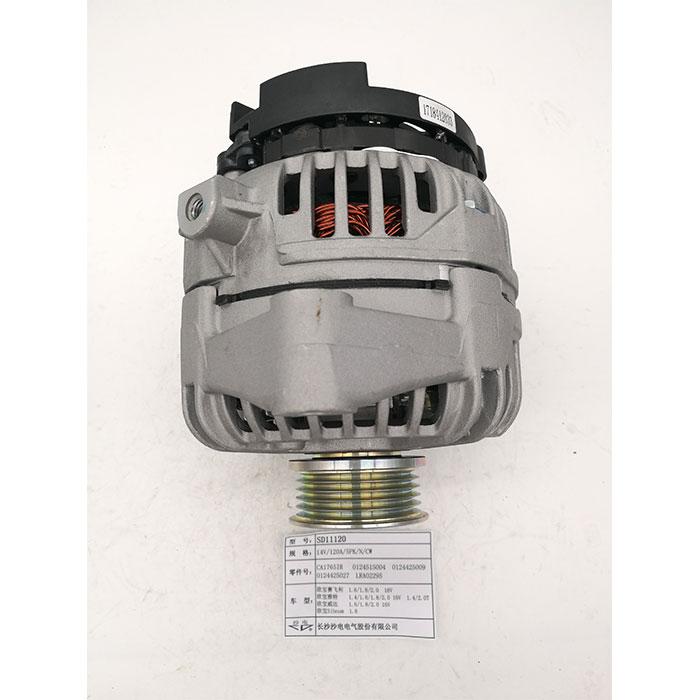 Opel alternator CA1765IR 13156050 0124425009