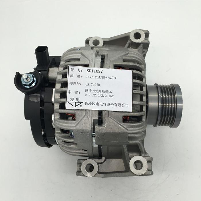 Opel alternator CA1740IR 13229988 0124515095
