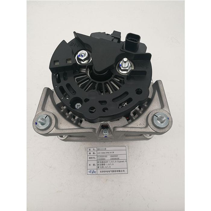 Opel alternator 13229984 0124325163 0986082870