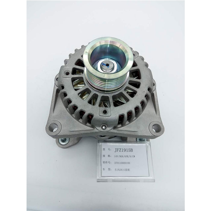 Alternator 3701100-E01-00 for Dong feng