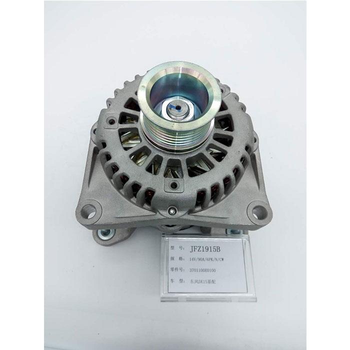 Alternator 3701100-E01-00 for Dong feng