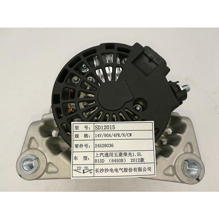 SGMW 1.5L alternator 24528036 SD12015