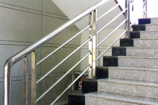 【安装步骤】如何制造不锈钢楼梯扶手