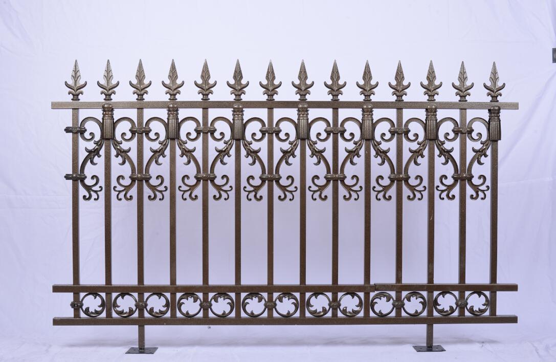 铝艺护栏hl02
