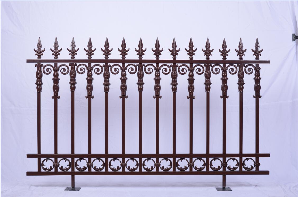 铝艺护栏hl01