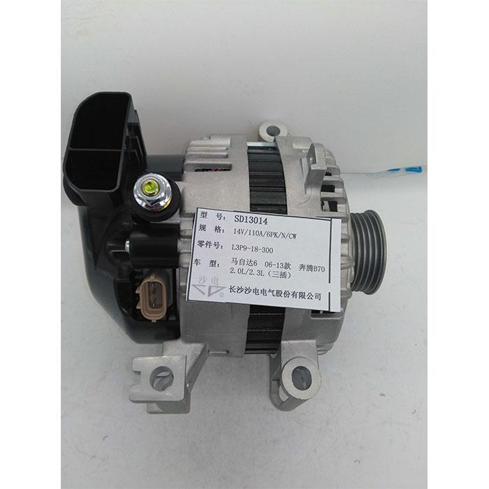 Mazda alternator L3P9-18-300 SD13014