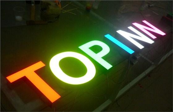 什么是树脂发光字?树脂字有哪些优点?