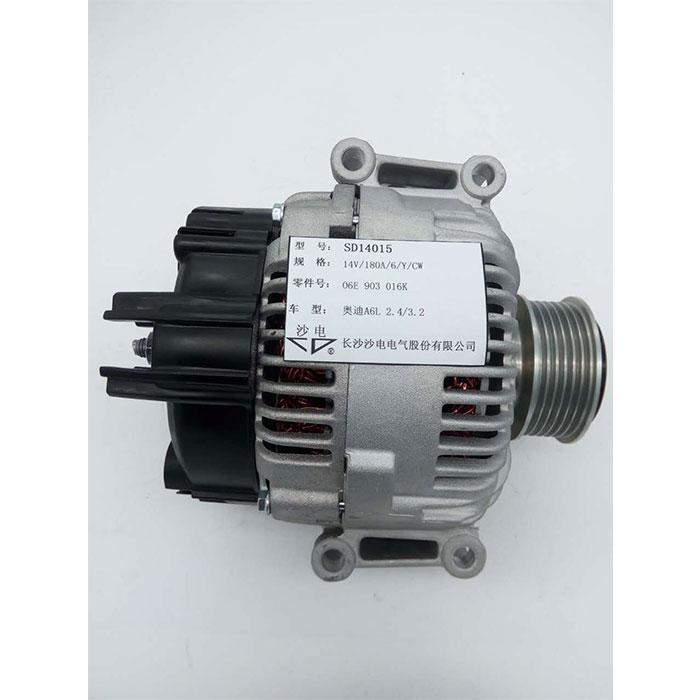 Audi A6L 2.4 3.2 alternator 06E903016K SD14015