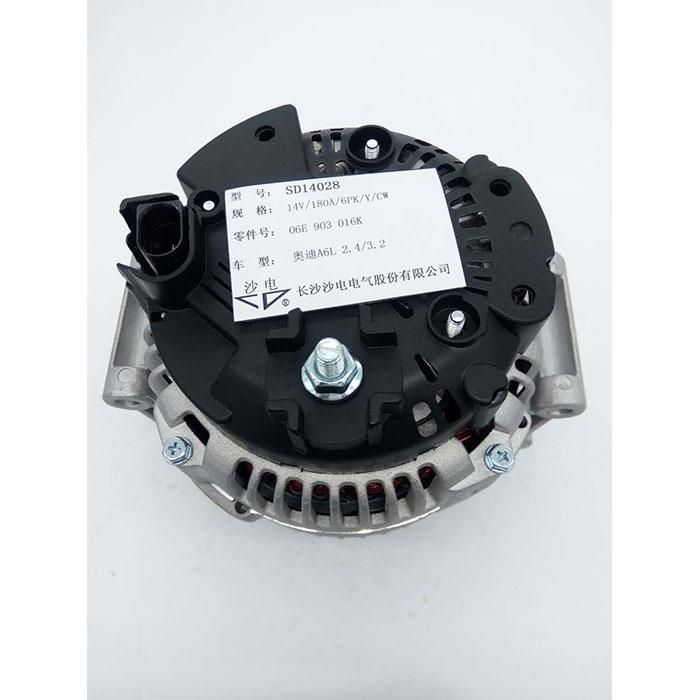 AUDI A6L 2.4 3.2 alternator 06E903016K SD14028