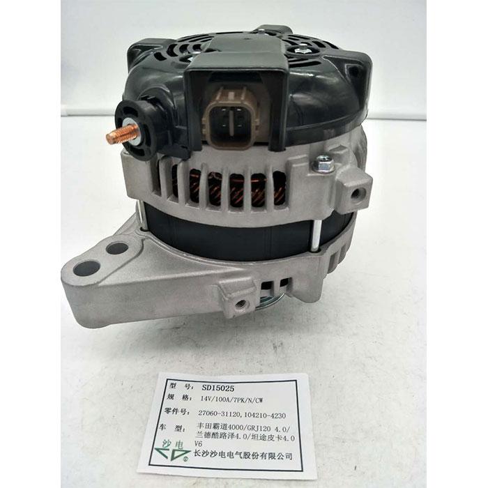 Toyota alternator 104210-4230 2706031120