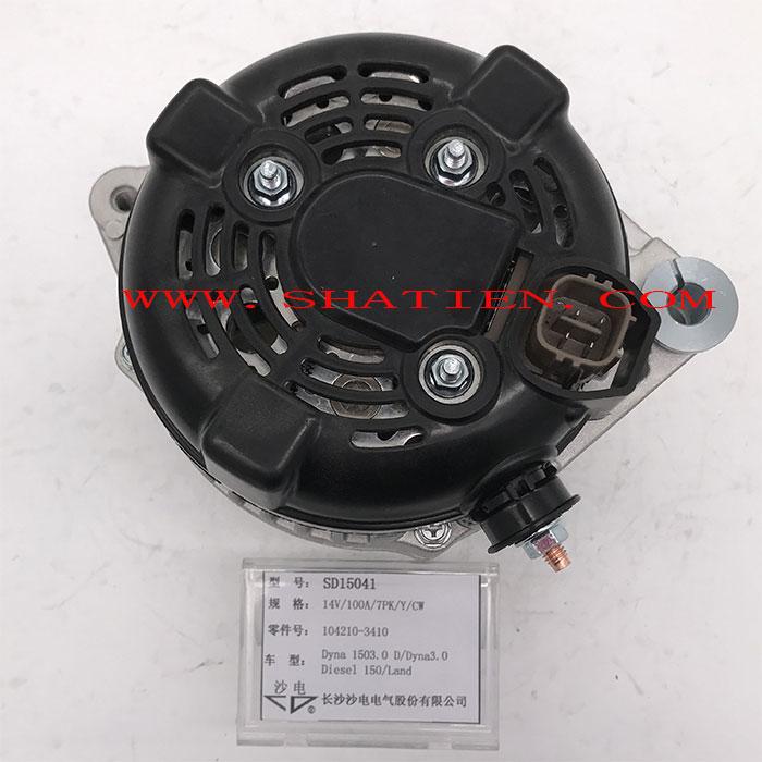 Toyota alternator 104210-3410 2706030060