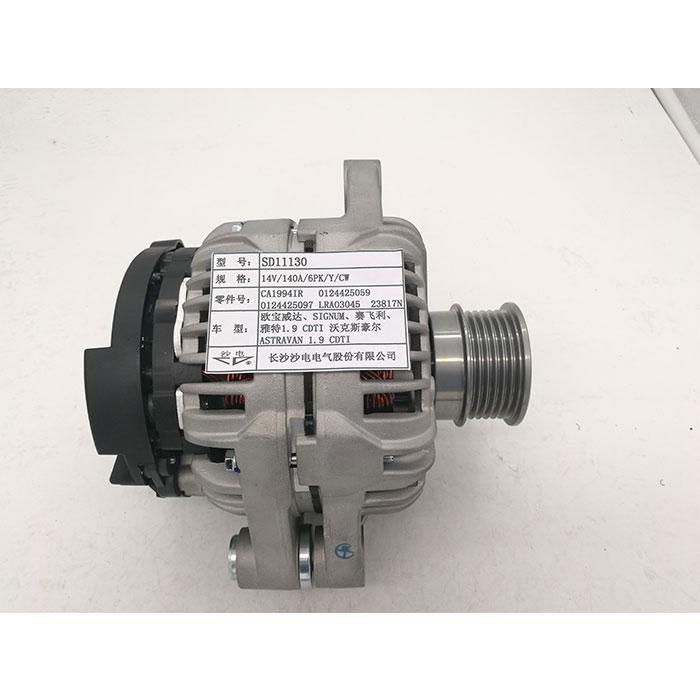 ASTRAVAN 1.9 CDTI发电机0124425097,LRA03045