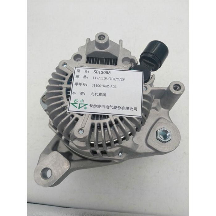 九代雅阁发电机31100-5A2-A02 SD13058