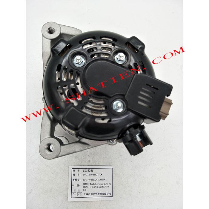 C-Max1.6发电机120A,3M5T10300PD,1229258,CA1865IR