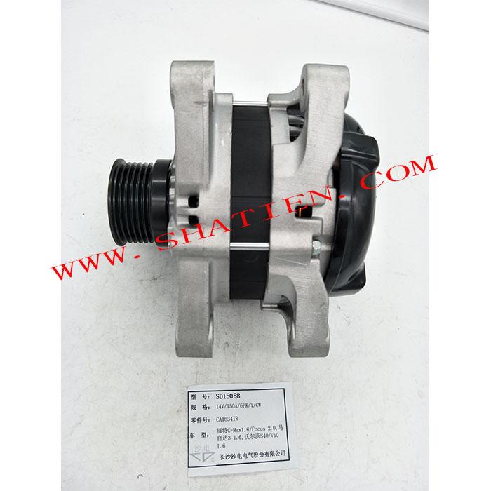 沃爾沃S40 V50 1.6發電機150A,31288155,104210-3521,SD15058