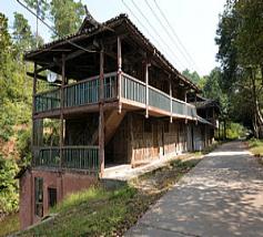 怀化侗文化城拓展培训基地