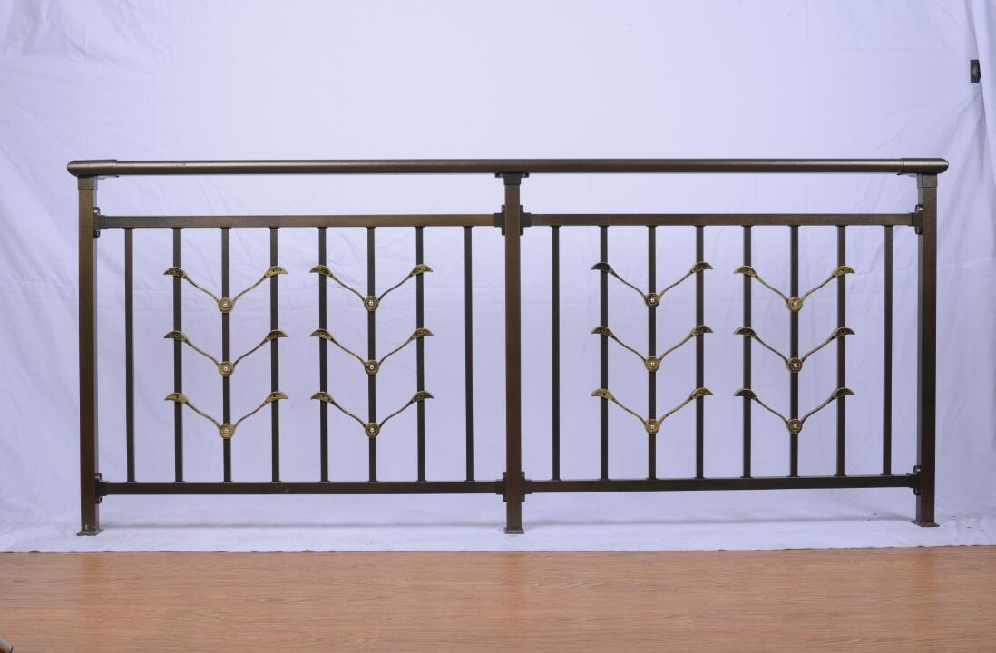 锌钢阳台护栏有什么特点?