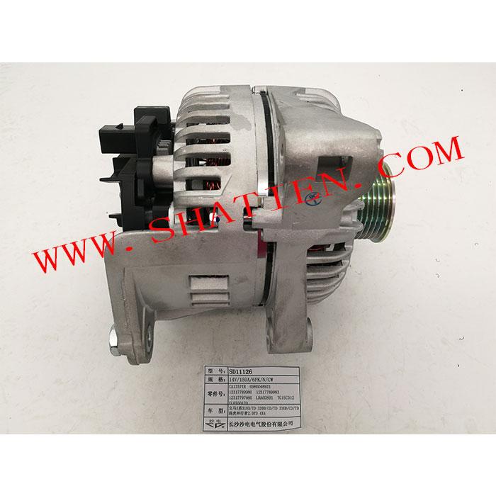 寶馬318D 330D發電機SD11126 12317789983