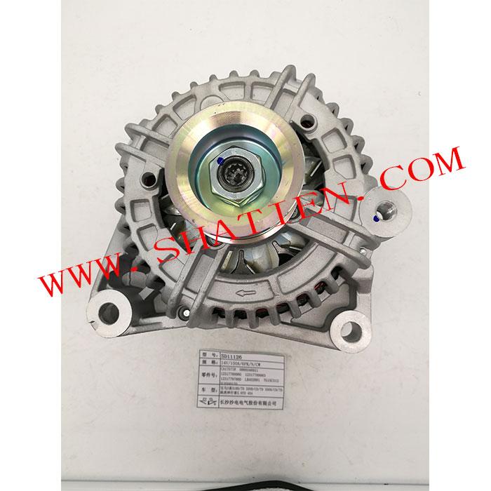 宝马318D 330D发电机SD11126 12317789983