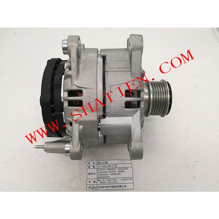 奧迪A2發電機CA1841IR SD11138 TG14C036