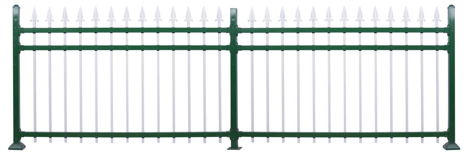 锌钢护栏W004