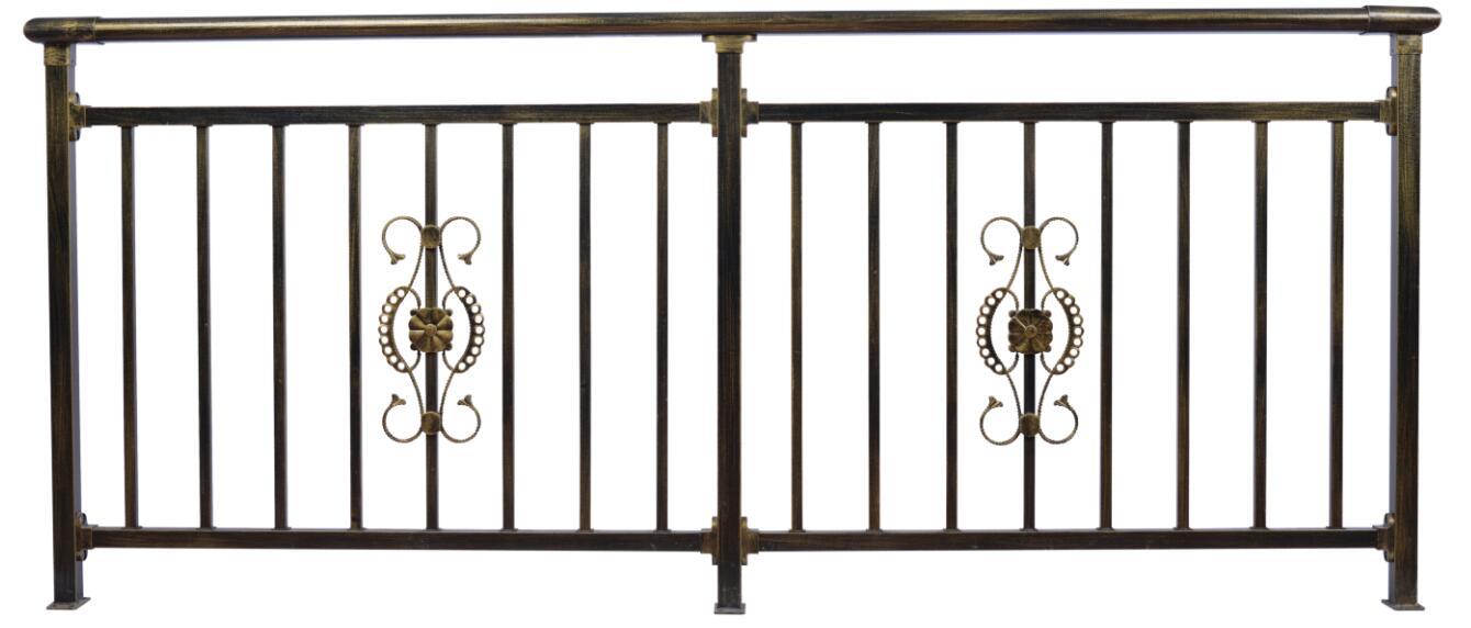 锌钢阳台护栏H003