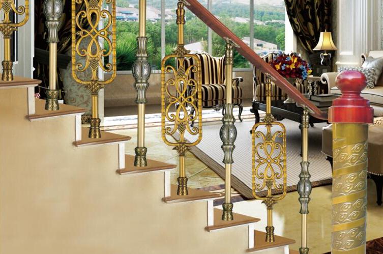 铝合金楼梯扶手LT06