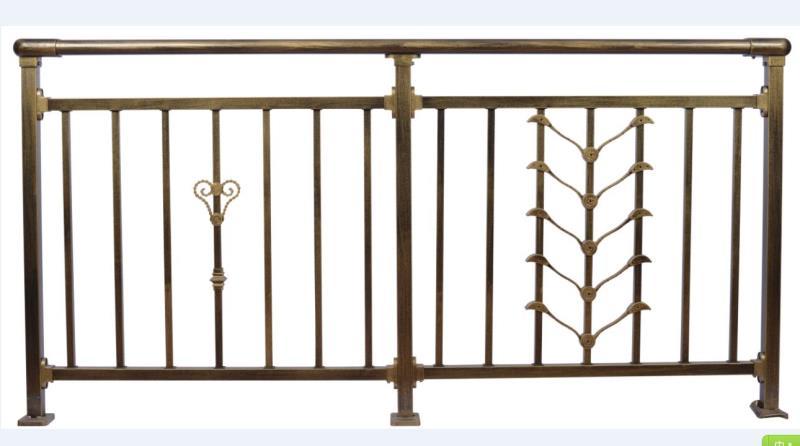 锌钢阳台护栏H010
