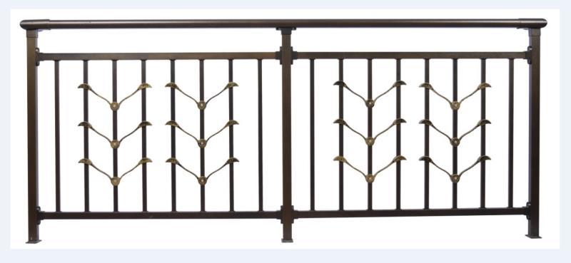 锌钢阳台护栏H006