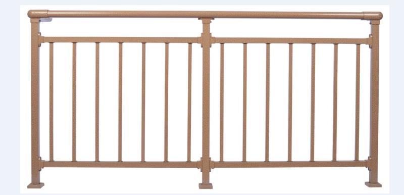 锌钢阳台栏杆H008