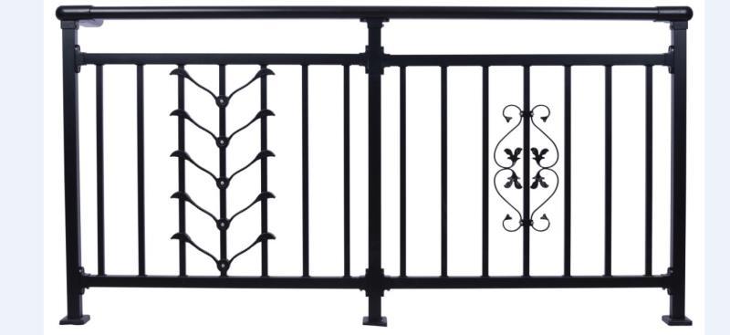 锌钢阳台护栏H011