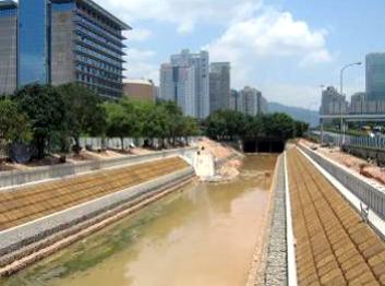 深圳新洲河