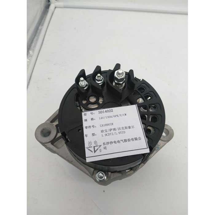 沃克斯豪尔1.9TDI 1.9CDTI发电机CA1890IR,13117236
