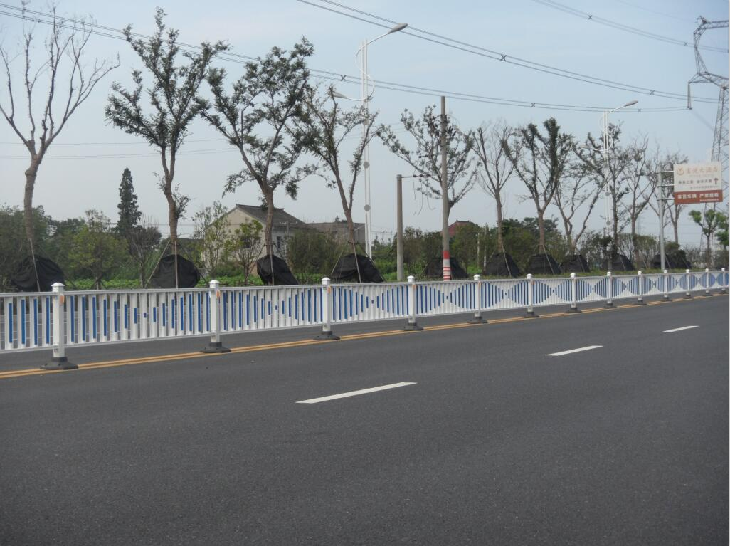 道路护栏D007