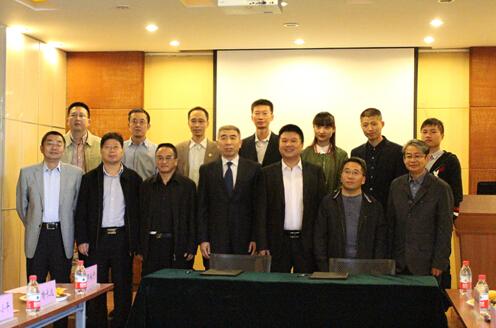 北京化工大学和宝降奶瓶签订临时协作和谈