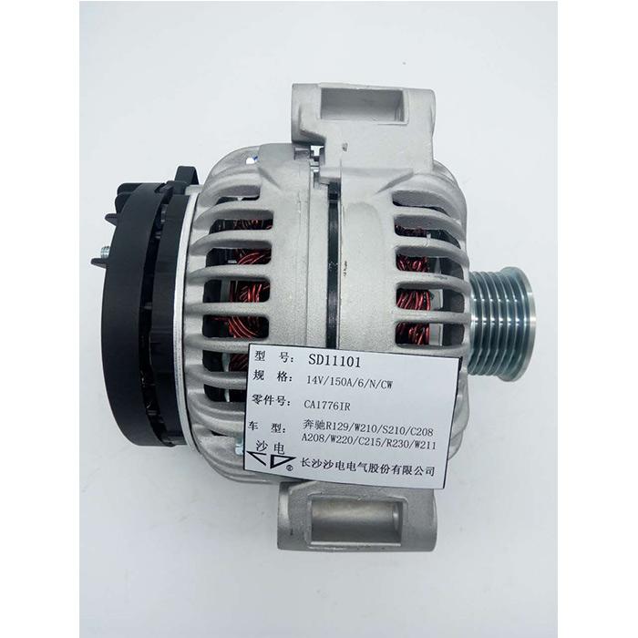 奔驰发电机CA1776IR,0121541302,SD11101,0124615044