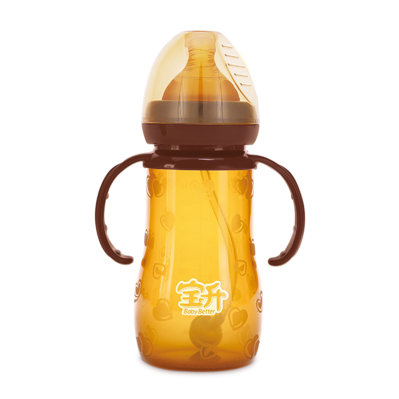 宝升babybetter硅胶奶瓶