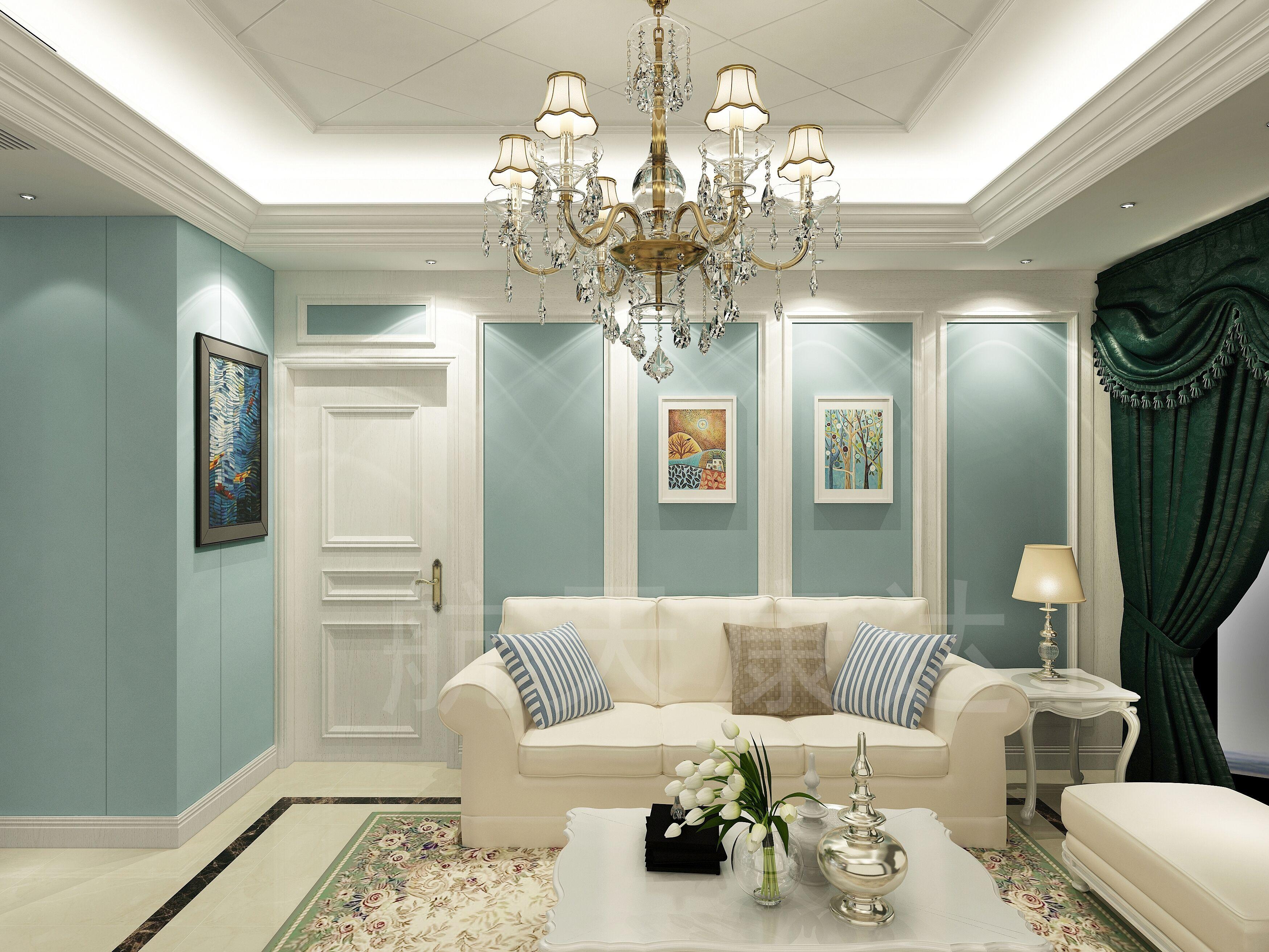 集成墙面如何平衡居室整体色彩