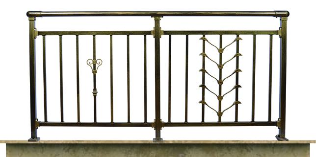 锌钢阳台栏杆yt10