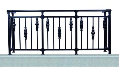 锌钢阳台护栏H002
