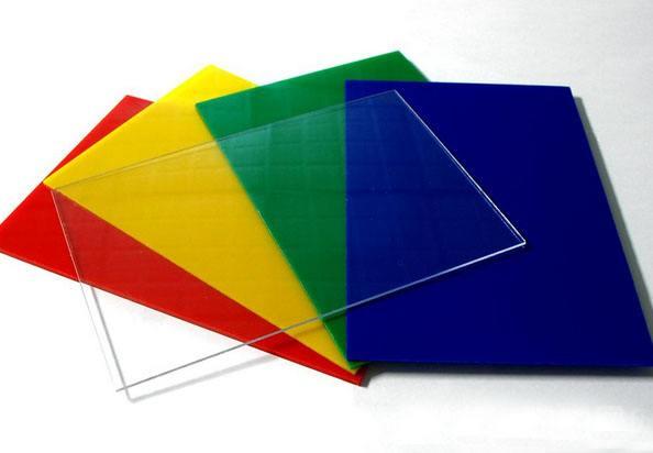 亚克力板,有机板,PVC板和芙蓉板有何区别?