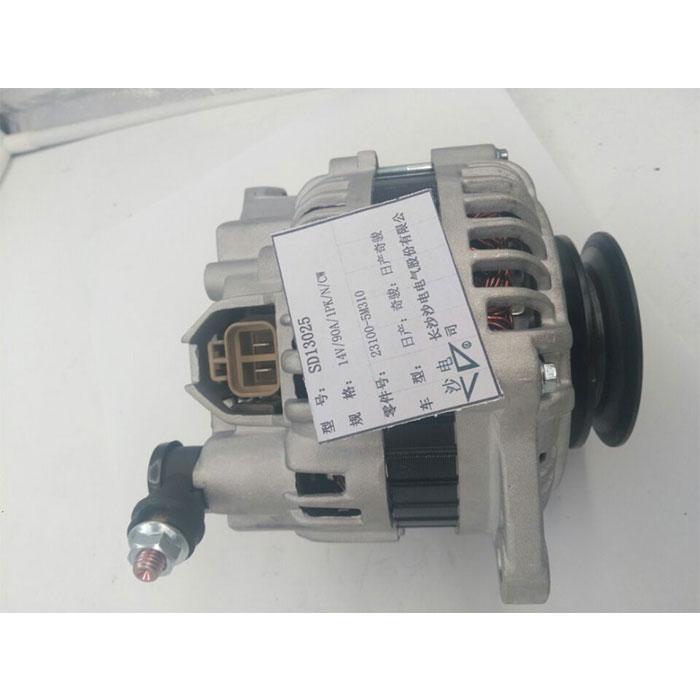奇骏帕拉丁2.2发电机JA1615IR,SD13025,23100-5M310