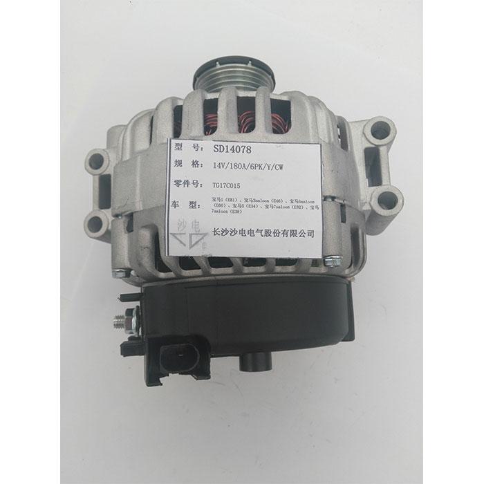 宝马1357系发电机12317525376,TG17C015,SD14078,CA1953IR